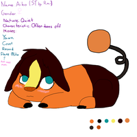Aiko ref (ST) by MixedMelodies