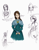 Republic of Venice - APH OC by LilyWinterwood