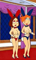 bunny-griffin's by artful-bodger