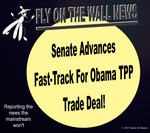 Senate Approves Fast-Track For TPP! by IAmTheUnison
