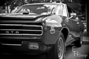 GTO '69 by BonaFideChimp