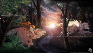 Fading Sun of the Past (2012) by StarkHolmes