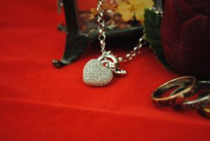 Love, a Necklace by marlirae
