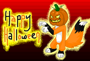 Happy Halloween 2011 by bingles