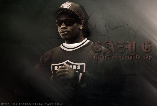 EAZY E / WALLPAPER by Ds-Bayern