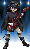 Rock Star Mokuba by Cleopatrawolf