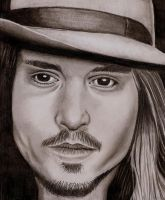 Johnny Depp by PaulTHutchins