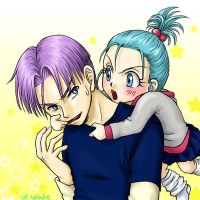 Trunks and Bra by AutarAllil