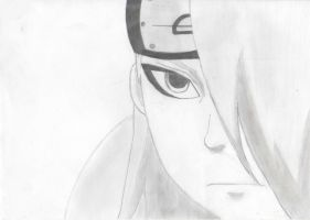 Deidara by Anto-Black