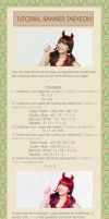 Tutorial Banner Taeyeon by shad-designs