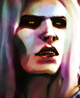Castlevania - LORD OF SHADOWS 2 - Alucard by W-H-E-A-T