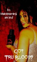 Tru Blood Vampire Ad 05 by MSundinPhotography