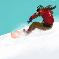 snowboard by soft-h