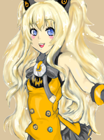 SeeU Fanart by The89thAlice