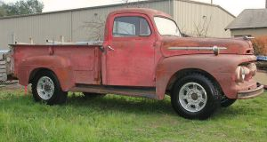 1952 F-3 Ford by StallionDesigns