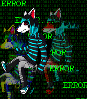 fatal error detected...shutting down... by toxicfox100