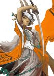 Capricorn with orange by ming85