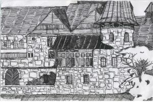 old house by frumpy