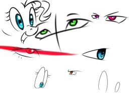 Eye Doodles by Django90