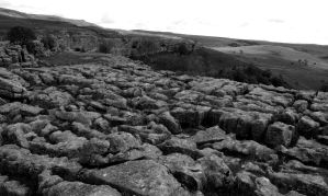 Limestone Pavements by SquirrelGirl111