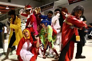 Marvel vs Capcom 3 Group 4 by chloebs