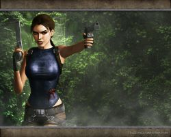 Tomb Raider: Lara Croft by Halli-well
