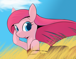 In the Fields by DeathNyan