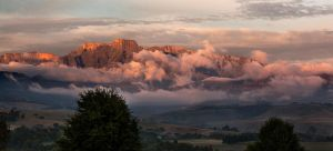Drakensberg by Arty-eyes
