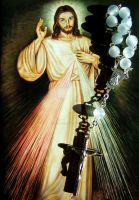 For the love of Jesus by Tricia-Danby