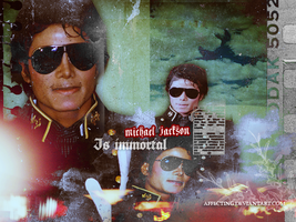 michael jackson is immortal by Affecting