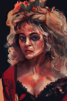 madame thenardier by 3lIS3
