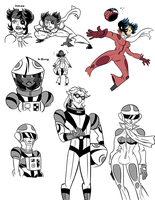 g3 sketchdump 001 by Aggie-ness