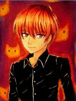 *HBD Kyo Sohma!* by AniMusision