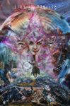 Gaia Sophia: And You Can Too by jonathanbakerart