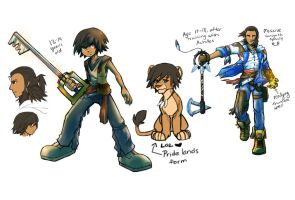 Connor KH style by blacktenshi22