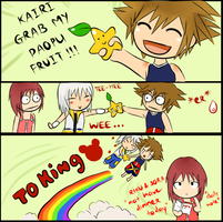 Grab My Meme KINGDOM HEARTS by o0ASmileThatShines0o