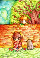childhood by Lovepeace-S
