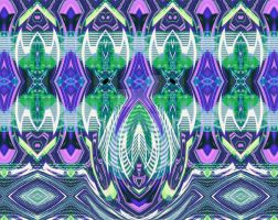 surreal pattern  by surrealvibez