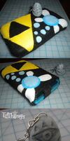 3DS Case and Gossip Stone by Tiffyx