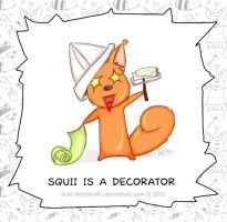 Squii is a Decorator. by dual-personality