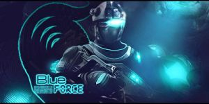 Blue Force Sig by Aerocross