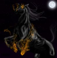 Night Mare by ACKZ-TWISTED-ART