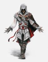 Assassins Creed II by oOChErRyThEbErRyOo