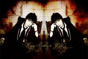 HBD to YH _ 01 by Xenon25