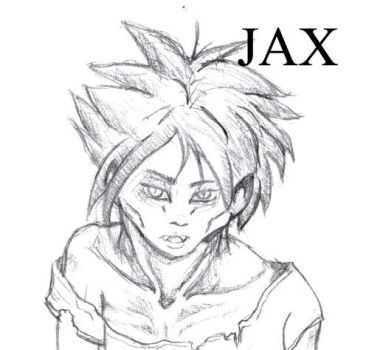 Jax-gaunt by The-original-ninja-c