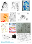 Original SketchDump by I-Love-Anime-Manga-I