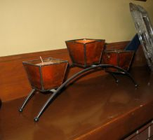 Candle Holder 2 by Artemis-Stock