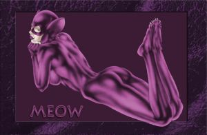 Catwoman by Michael Bair by chrisdee