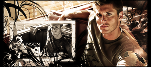 Jensen Ackles Part 9 by LilSaintJA