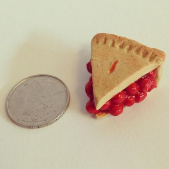Cherry Pie Charm by kaylamckay